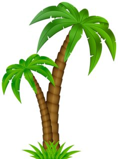 Safari Png, Palm Tree Clip Art, Moana Themed Party, Sonic Birthday, Le Roi Lion, Art Drawings For Kids, Palm Trees, Painted Rocks, Backdrops