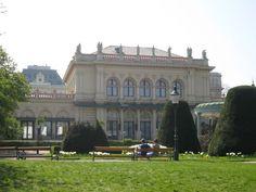 ウィーンの公園 / beautiful park in Vienna, Austria