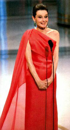 Audrey Hepburn, Oscar Again!