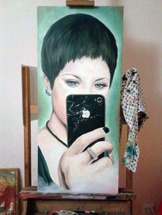 4b Portraits, Selfie, Mirror, Blog, Head Shots, Mirrors, Blogging, Portrait Photography, Selfies