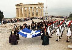 Greece Attica Greece, Athens Greece, Go Greek, Acropolis, Archaeological Site, Greek Islands, Greece Travel, Back In The Day, Dolores Park