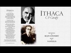 Ithaca C. P. Cavafy | Recitation by Sean Connery - Music by Vangelis - YouTube