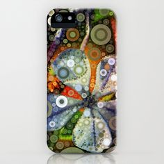 Mom's Garden iPhone Case by Alohalani - $35.00