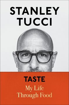 Stanley Tucci, we can't get enough of you *or* your new book. The Stanley Tucci ragú recipe you need in your life, right this way. New Books, Good Books, Books To Read, Date, Stanley Tucci, Ragu Recipe, Film Big, The Hunger Games, Spoken Word