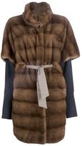 restyle old mink coat.   Brunello Cucinelli Clothing at ShopStyle