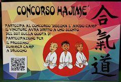 Concorso Hajimè: disegna l'Aikido Camp e vinci uno sconto per il tuo summer camp a Druogno http://libriscrittorilettori.altervista.org/4247-2/ #aikido #summercamp #ajimè #druogno #bambini #ragazzi