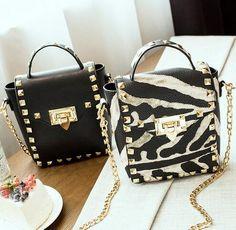 $19.98 (Buy here: https://alitems.com/g/1e8d114494ebda23ff8b16525dc3e8/?i=5&ulp=https%3A%2F%2Fwww.aliexpress.com%2Fitem%2F2016-New-Luxury-Handbags-Women-Bags-Designer-Leather-Studded-Shoulder-Bags-Rivet-Crossbody-Bag-Leopard-Tote%2F32686977593.html ) 2016 New Luxury Handbags Women Bags Designer Leather Studded Shoulder Bags Rivet Crossbody Bag Leopard Tote Bag Valentine Purse for just $19.98