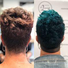 Green Hair, Dreadlocks, Hair Styles, Color, Beauty, Hair Plait Styles, Hair Makeup, Colour, Hairdos
