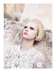 W MAGAZINE - FEB 2013    model: cara delevingne (womenmanagement)  photographer: mikael jansson (wilsonwenzel)  stylist: edward enninful  hair: anthony turner (artpartner)  make-up: hannah murray  manicure: antonella fortuna