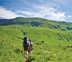 Long Trails - Women's Adventure Magazine