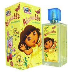 Dora Adorable by Marmol & Son 3.4 oz EDT Spray