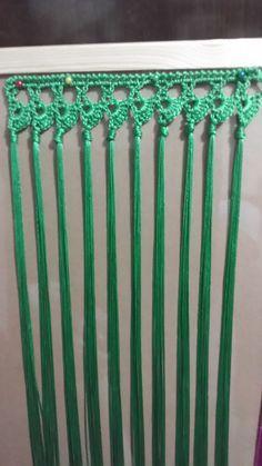 Crochet Fringe, Knit Or Crochet, Sewing Patterns, Crochet Patterns, Fringe Necklace, Macrame Knots, Diy Projects To Try, Turquoise Bracelet, Diy Crafts