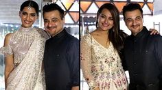 Sidharth Malhotra Sonam Kapoor Sonakshi Sinha And Other Celebs At Sanjay Kapoor Birthday Party | lodynt.com |لودي نت فيديو شير