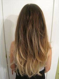 haircut & ombre highlights by Stephen Nathaniel Jean