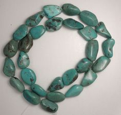 Turquoise has been mined in China for over two thousand years, which is evident by carvings from the earliest dynasties. Turquoise was never as popular in China as Jade. But here in the United States some of the finest turquoise sold over the last 25 years has come from China. | eBay!