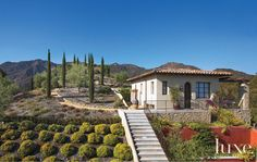 A Tuscan-style Residence Designed With a Narrative in Mind