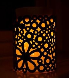 Lili wrap on our glowing core warmer! Looks fab Www.wickfreescentedwarmers.co.uk #scentsy uk
