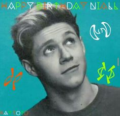 Happy 22nd Birthday Nialler! Hope you have a wonderful day! xx
