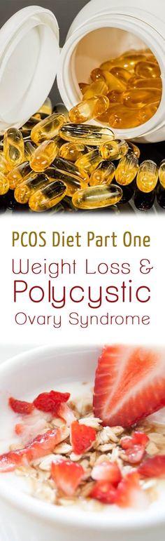 Syndrom der polyzystischen Eierstöcke und Gewichtsverlust