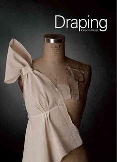 Draping is the art of using cotton muslin to create a fashion design directly on a mannequin. It is an essential skill for fashion designers. In this book, Karolyn Kiisel presents a series of step-by-