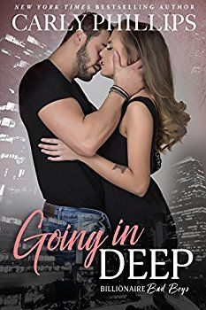 Going in Deep is what you'd expect from Carly Phillips - a sexy and swoonworthy romance - but it's also so much more. Ms. Phillips has fearlessly written a story with a remarkably different kind of hero and heroine than typically found in romancenovels, making this a unique and distinctive book. I'm sure readers will