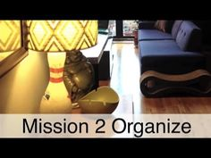 So you packed up all your worldly possessions, you survived the moving company and now you have a house full of unopened boxes. Unpacking Tips, Table Lamp, Organization, Youtube, Home Decor, Organisation, Homemade Home Decor, Table Lamps, Interior Design