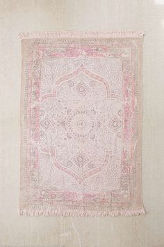 Slide View: 2: Iona Dotted Medallion Print Rug