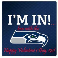 seattle seahawks football valentines michellepaige blog pinterest seahawks seattle and holidays
