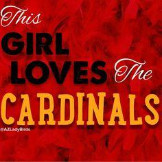 Arizona Cardinals NFL Football Club @AZLadyBirds