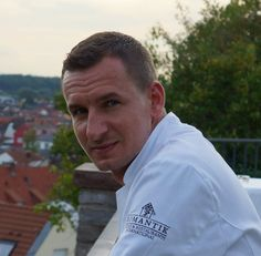 CHEF OF THE DAY – CUOCO DEL GIORNO Sebastian Syrbe