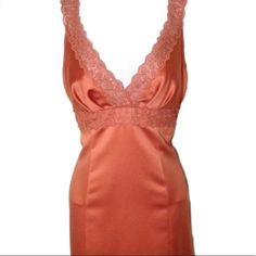 """DAVID'S BRIDAL Coral Orange Formal Dress Prom Maxi Brand new, with tags!  Floor length.  Head turning.  Gorgeous dress for PROM, a wedding or any formal occasion!!  Size 2.  **NOT YOUR SIZE?  It usually can be...Make almost any dress you love fit you with Alterations! (Easier to """"take in"""" than out.) Bundle and save more!  ***Want a discount on this item? Bundle & $ave! David's Bridal Dresses Prom"""