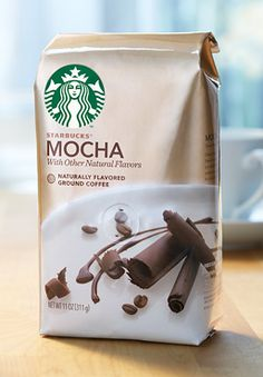 Mocha | Starbucks Coffee Company, a hug in a cup!!