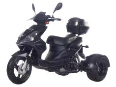 MOJO 50cc TRIKE Trike Scooter, Scooter Helmet, 3 Wheel Scooter, 150cc Scooter, 50cc Moped, Classic Vespa, Scooters For Sale, 3rd Wheel, Engine Types