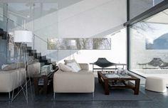 Diseño de Living Rooms Lujosos