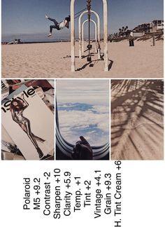 Polaroid VSCO Filter
