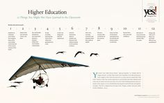 Higher Education by @YES! Magazine $3
