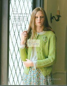 대바늘뜨기 : 겨울용 가디건 도안 : 네이버 블로그 Rubrics, Christmas Sweaters, Knitting Patterns, Knit Crochet, Lady, Blog, Tops, Knits, Europe