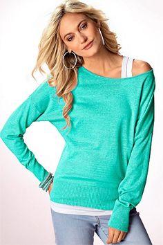 Women's Tops - Urban Sweater
