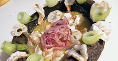 Ingredientes Observaciones 20 camarones medianos ½ cebolla morada 4 tomatillos verdes ½ aguacate chil...