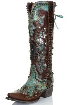 High top boot  #199cute