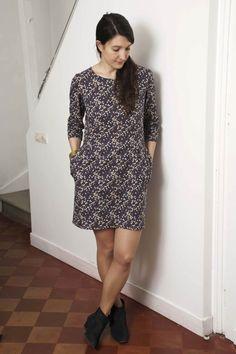 Sigma Dress - Papercut Patterns My Handmade Closet