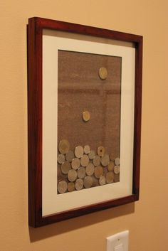 Display Foreign Coins...now I'm wishing I knew where all my foreign coins were