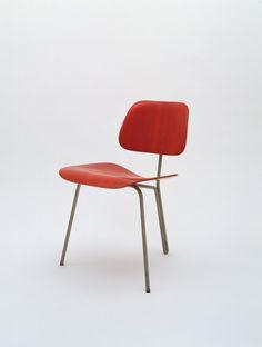 Charles Eames, Ray Eames. Three-Legged Side Chair. c. 1944