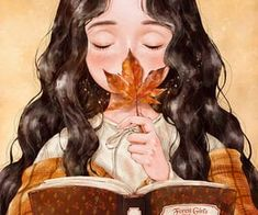 """Find and save images from the """"The Diary Of A Forest Girl"""" collection by Naty (katrinavt) on We Heart It, your everyday app to get lost in what you love. Girl Cartoon, Cartoon Art, Arte Sketchbook, Forest Girl, Cute Illustration, Autumn Illustration, Illustration Artists, Cartoon Wallpaper, Girl Wallpaper"""
