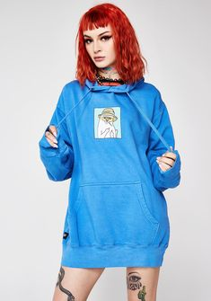 RIPNDIP Nermal S. Thompson Hoodie cuz you ready for it all. This hoodie has a portrait of Nermal not giving a f*ck on the front with a soft cozy lining.