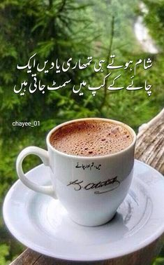 Tea Lover Quotes, Chai Quotes, Urdu Poetry Romantic, Love Poetry Urdu, Love Quotes In Urdu, Cute Baby Girl Images, Coffee Maker Machine, Iqbal Poetry, Girl Photography Poses