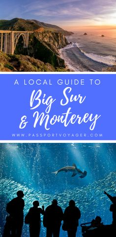 A Local's Big Little Lies Guide to Monterey, California - Passport Voyager Usa Travel Guide, Travel Usa, Travel Guides, Travel Tips, Travel Advice, Monterey California, Monterey Bay, California Travel, Quebec