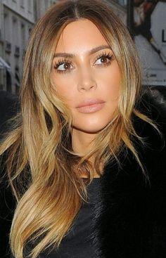 Kim Kardashian Cinnamon Swirl Haar