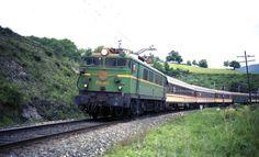 Ebro, Locomotive, Spain, Vehicles, World, Electric Locomotive, Campo Grande, Parking Lot, Pictures