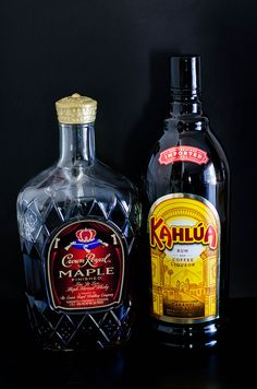 This White Canadian cocktail is a Canadian-style twist on a White Russian with Crown Royale Maple Whiskey! Crown Drink, Crown Royal Drinks, Whisky, Cigars And Whiskey, Whiskey Girl, Scotch Whiskey, Irish Whiskey, Whiskey Cocktails, Cocktail Drinks